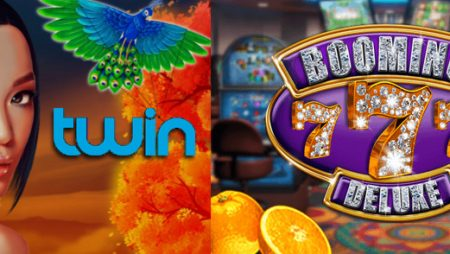 Twin Casino adds new provider Booming Games