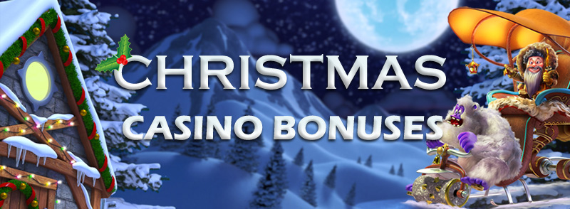 Top Canadian Online Casino Christmas Bonuses and Promotions