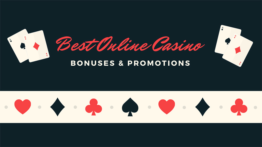 Best Online Casino Bonuses and Promotions