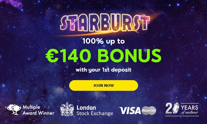 Welcome Bonus - Double Your Money at 888Casino